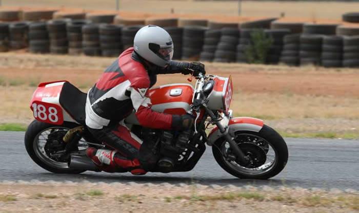 Brett Potter Suzuki GSX1100