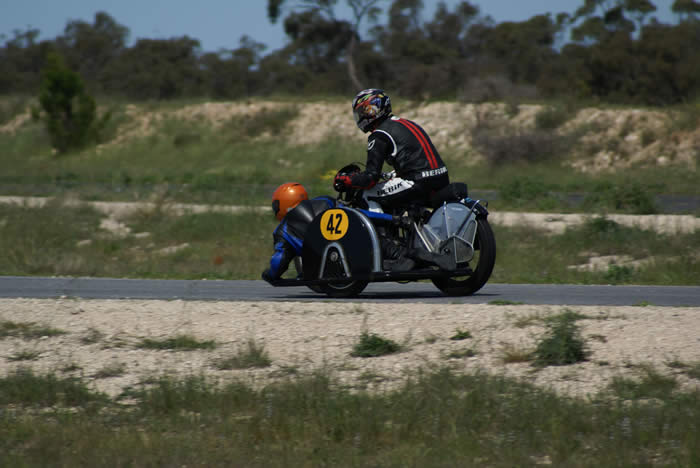 The Watsons Ride again – Tailem Bend. Photo – Nick Clarke