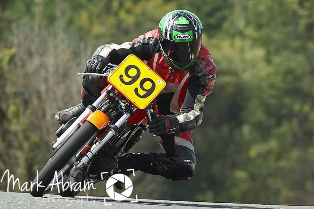 RD400F historic racing south australia