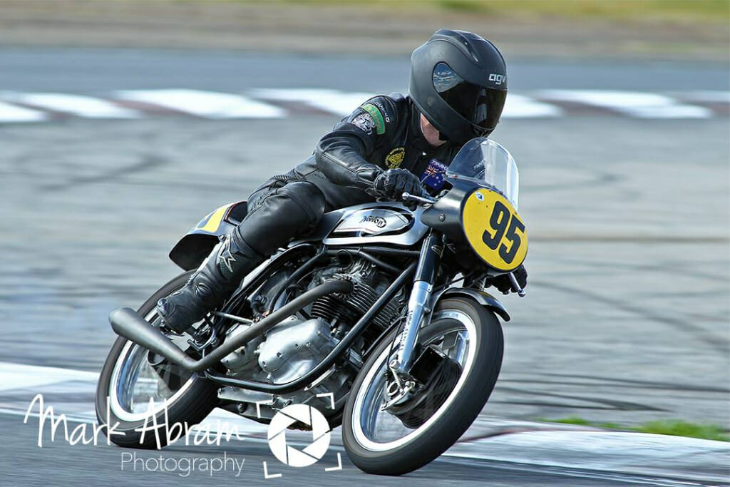 Norton Mallala Historic Motorcycle Racing Register South Australia