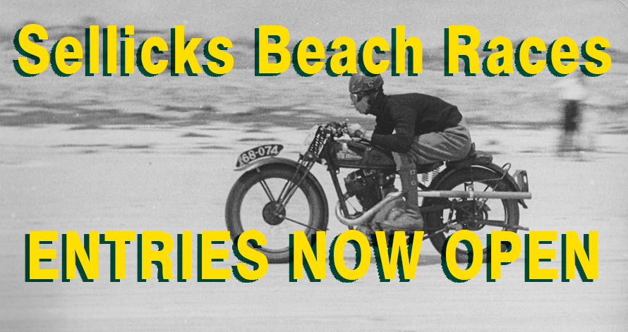 Sellicks Beach Race Entries Open