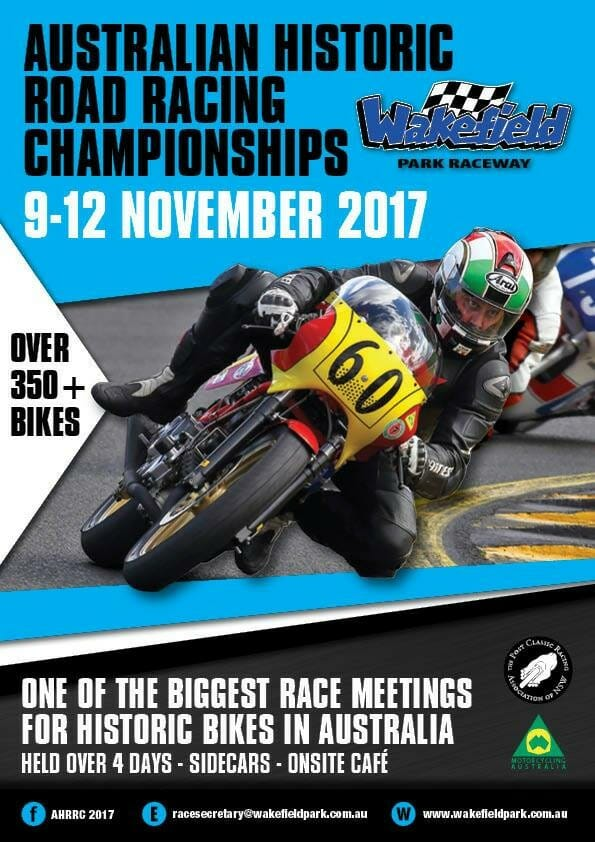 2017 Australian Historic Road Racing Championships