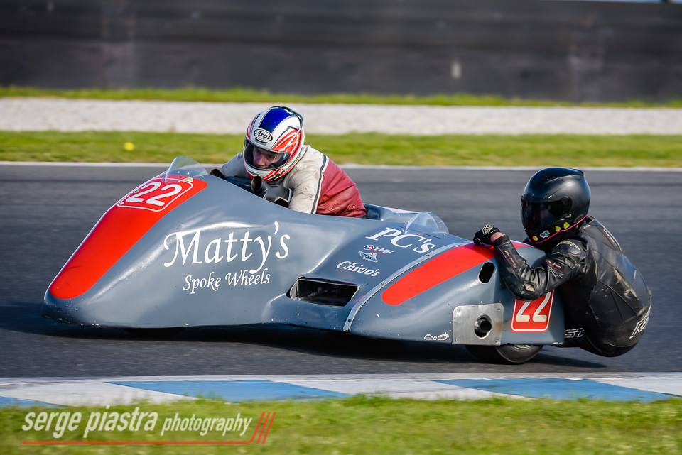 F2 Sidecars set to boost grids at Island Classic